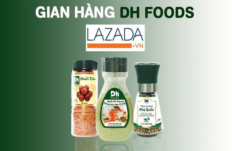 Buy Dh Foods's products at LAZADA