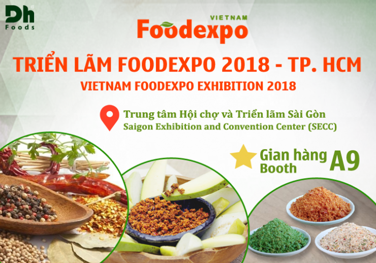 Vietnam Foodexpo - the official and no.1 international food exhibition of Vietnam